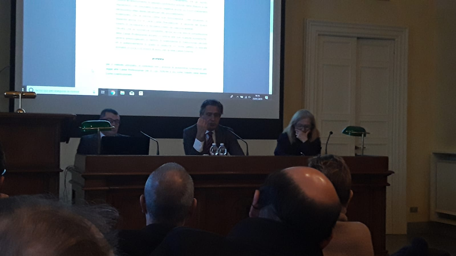 Convegno avvocati pavia Girolamo De Rada regole deontologiche indagini difensive