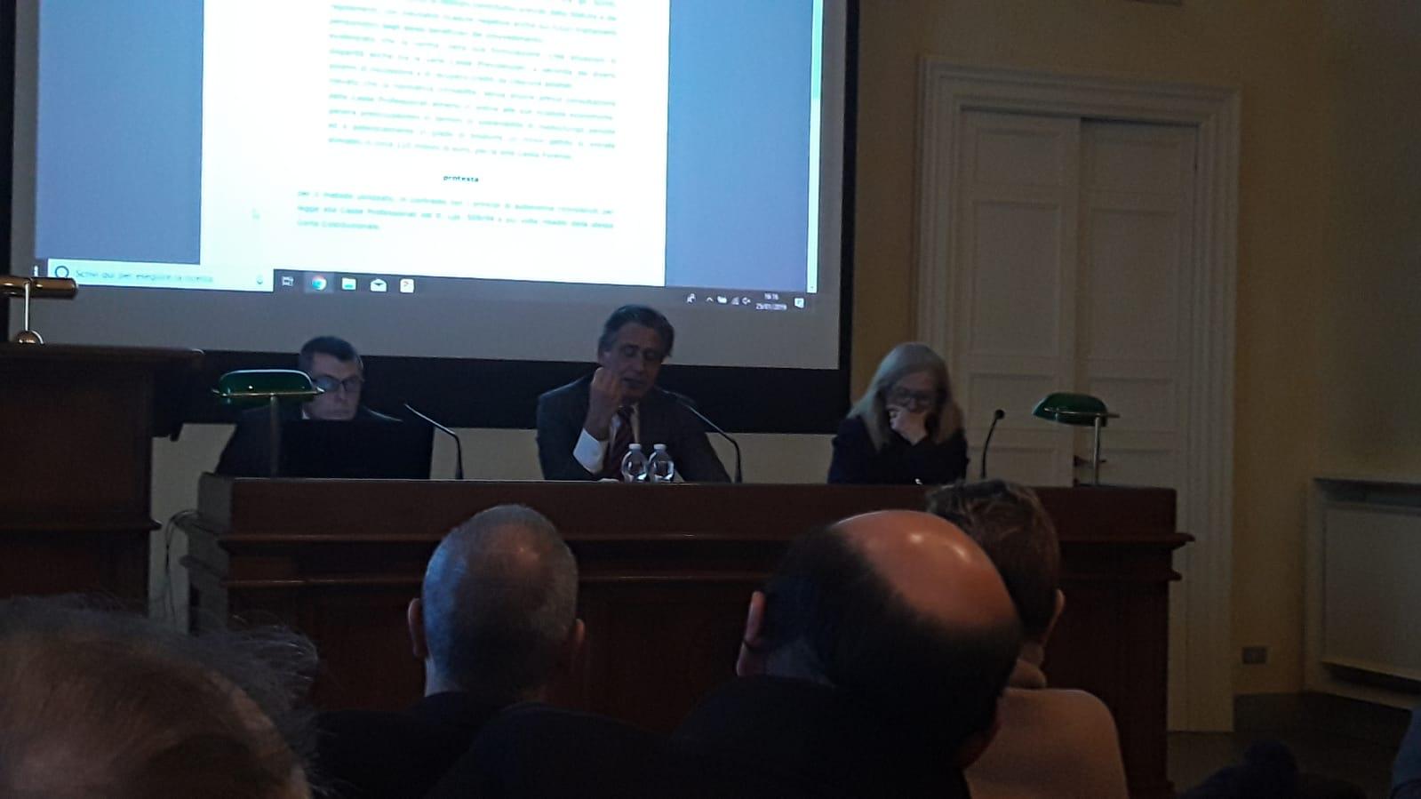 Convegno avvocati pavia Girolamo De Rada regole deontologiche